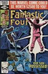 Fantastic Four (1961-1996) #222 Variant B: Direct Edition