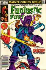 Fantastic Four (1961-1996) #243 Variant A: Newsstand Edition