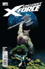 Uncanny X-Force (2010-2012) #3 Variant A