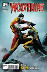 Wolverine (2010-2012) #4 Variant A