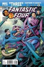 Fantastic Four (1998-2011) #586 Variant A