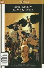 Uncanny X-Men (1963-2011) #513 Variant A: Newsstand Edition