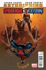 Astonishing Spider-Man & Wolverine (2010-2011) #4