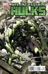 Incredible Hulks (2010-2011) #621 Variant A