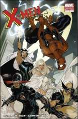 X-Men (2010-2013) #7 Variant F: Retailer Premiere Edition