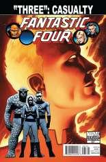 Fantastic Four (1998-2011) #587 Variant C: 1:50 Spoiler Variant