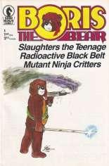 Boris the Bear (1986-1991) #1 Variant A