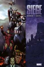 Siege (2010) #HC Variant A: Book Market Edition