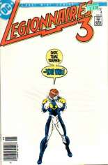 Legionnaires 3 #4 Variant A: Newsstand