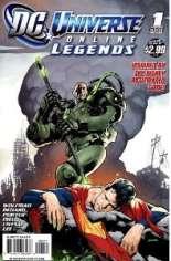 DC Universe Online: Legends #1 Variant B: 1:10 Variant