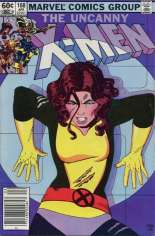 Uncanny X-Men (1963-2011) #168 Variant A: Newsstand Edition