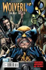 Wolverine: The Best There Is (2011-2012) #3