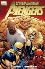 New Avengers (2010-2013) #HC Vol 1