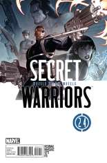 Secret Warriors (2009-2011) #24