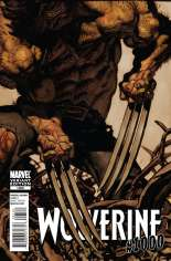 Wolverine (2010-2012) #1000 Variant B
