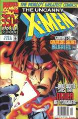 Uncanny X-Men (1963-2011) #350 Variant A: Newsstand Edition; Wraparound Cover