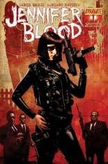 Jennifer Blood (2011-2014) #1 Variant A