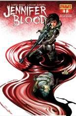 Jennifer Blood (2011-2014) #1 Variant B: 1:10 Variant