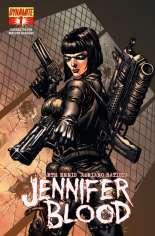 Jennifer Blood (2011-2014) #1 Variant D: 1:20 Variant