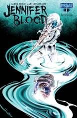 Jennifer Blood (2011-2014) #1 Variant G: 1:25 Negative Cover