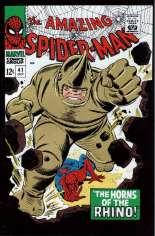 Amazing Spider-Man (1963-1998) #41 Variant B: Toy Biz Reprint