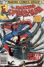 Amazing Spider-Man (1963-1998) #236 Variant A: Newsstand Edition