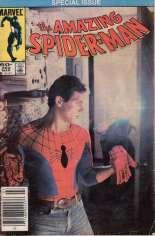 Amazing Spider-Man (1963-1998) #262 Variant A: Newsstand Edition