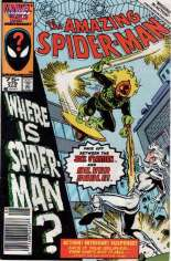 Amazing Spider-Man (1963-1998) #279 Variant A: Newsstand Edition