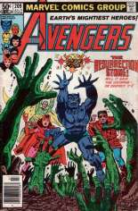 Avengers (1963-1996) #209 Variant A: Newsstand Edition
