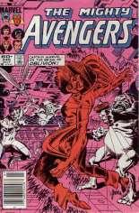 Avengers (1963-1996) #245 Variant A: Newsstand Edition