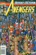 Avengers (1998-2004) #2 Variant A: Newsstand Edition