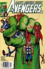 Avengers (1998-2004) #40 Variant A: Newsstand Edition