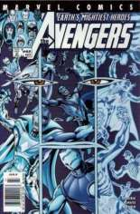 Avengers (1998-2004) #42 Variant A: Newsstand Edition; Alternately Numbered #457