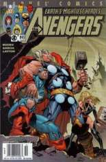 Avengers (1998-2004) #45 Variant A: Newsstand Edition; Alternately Numbered #460