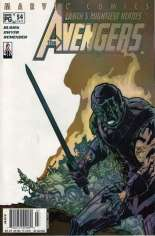 Avengers (1998-2004) #54 Variant A: Newsstand Edition; Alternately Numbered #469