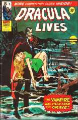 Dracula Lives (UK) (1974-1976) #4
