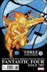 Fantastic Four (1998-2011) #587 Variant D: 2nd Printing