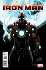 Invincible Iron Man (2008-2012) #501 Variant A