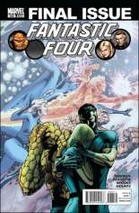 Fantastic Four (1998-2011) #588 Variant A