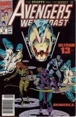 Avengers West Coast (1989-1994) #66 Variant A: Newsstand Edition