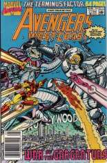 Avengers West Coast (1989-1994) #Annual 5 Variant A: Newsstand Edition