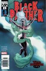 Black Panther (2005-2008) #8 Variant A: Newsstand Edition