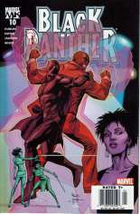 Black Panther (2005-2008) #10 Variant A: Newsstand Edition