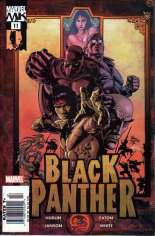 Black Panther (2005-2008) #11 Variant A: Newsstand Edition