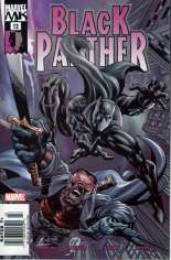 Black Panther (2005-2008) #12 Variant A: Newsstand Edition