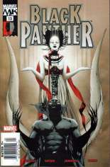 Black Panther (2005-2008) #13 Variant A: Newsstand Edition