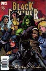 Black Panther (2005-2008) #14 Variant A: Newsstand Edition