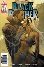 Black Panther (2005-2008) #15 Variant A: Newsstand Edition
