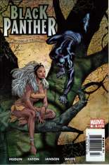 Black Panther (2005-2008) #16 Variant A: Newsstand Edition