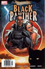 Black Panther (2005-2008) #17 Variant A: Newsstand Edition